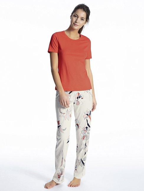 CALIDA Favourites Trend 1 Kurzarm-Shirt, Rundhals