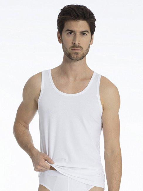 CALIDA Natural Benefit Athletic-Shirt, 2er-Pack