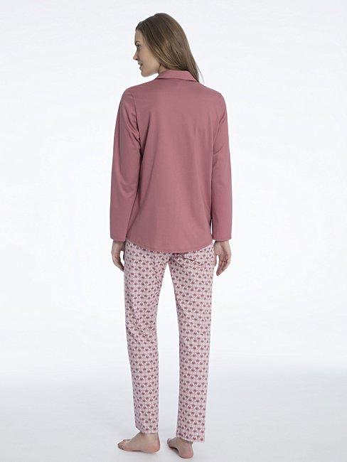 CALIDA Enya Pyjama buttoned