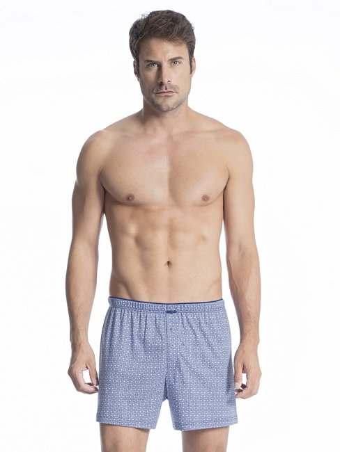 CALIDA Cotton Choice Boxer Shorts mit Komfortbund