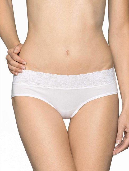 CALIDA Lycraspitze Panty, low cut