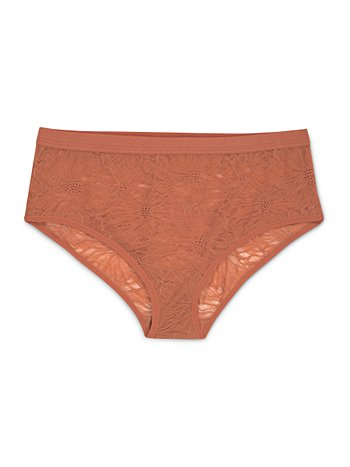 CALIDA Lace Trend Brief, high waist