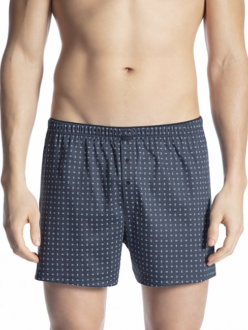 CALIDA Selected Cotton Boxer shorts with fly