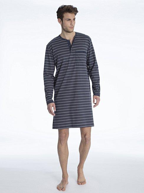 große Vielfalt Modelle klassischer Stil letzte Auswahl Ferris Herren-Nachthemd