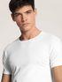 CALIDA Cotton Code T-Shirt, Rundhals