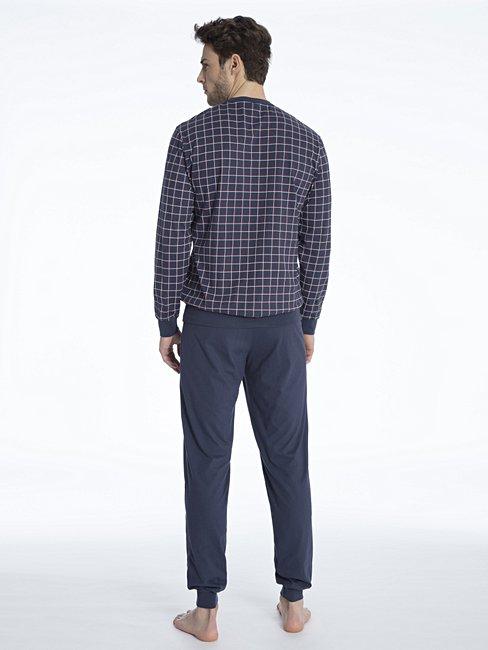 CALIDA Glen Bündchen-Pyjama