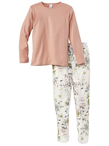 CALIDA Lacy Lady Mädchen-Pyjama