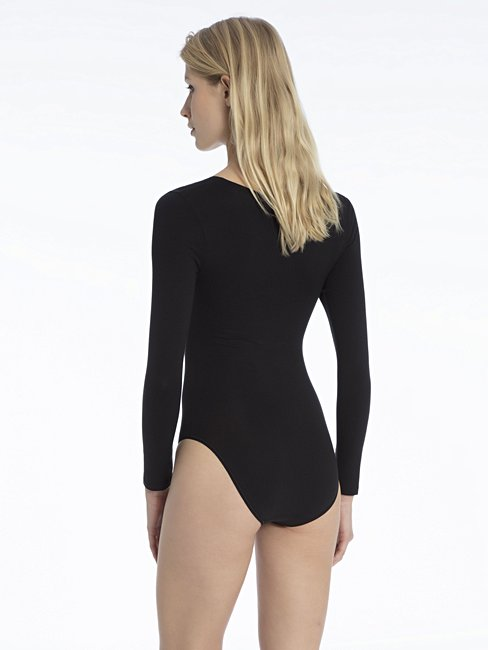 Calida Damen Body Langarm Comfort