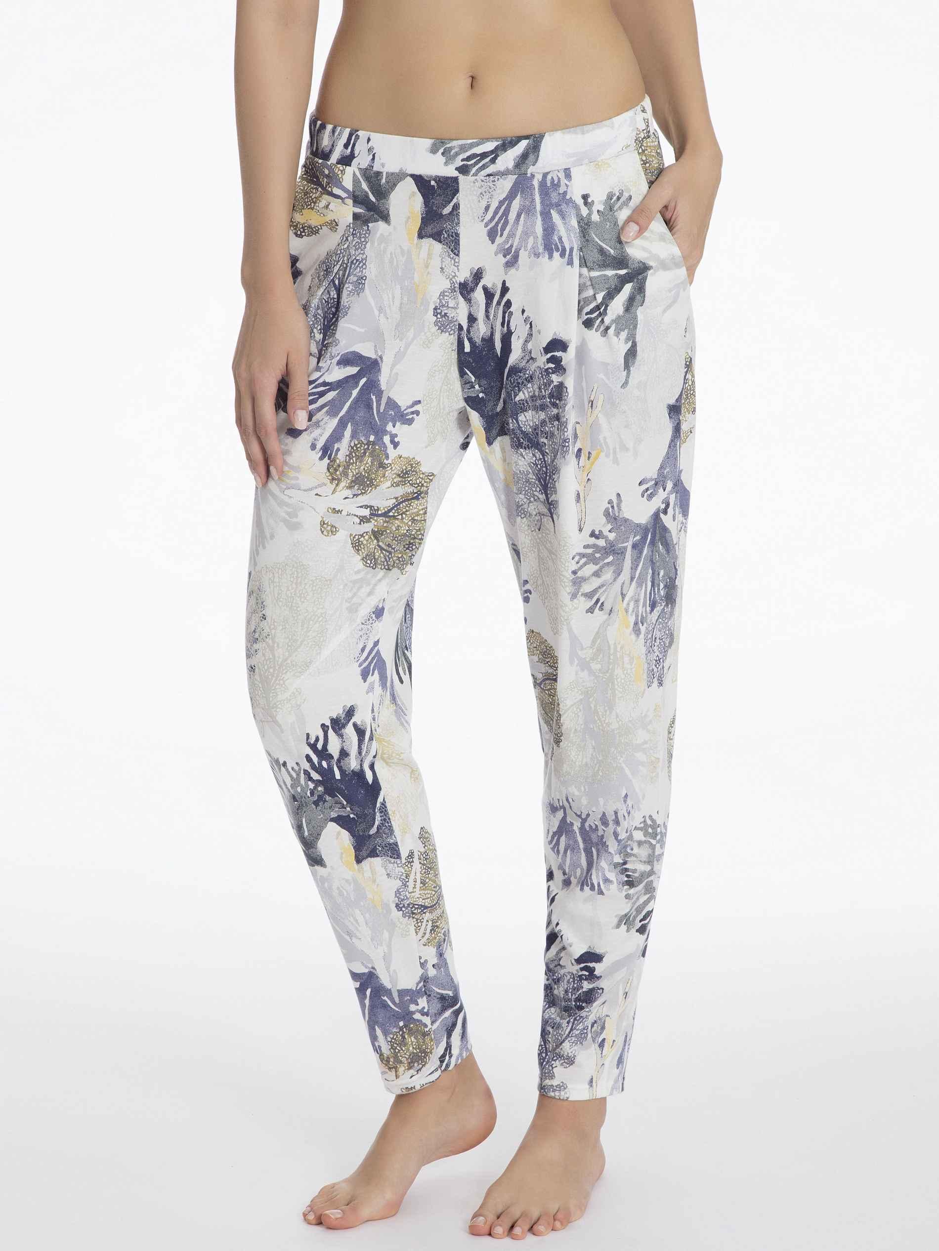 CALIDA Favourites Trend 1 Loungehose, extra lang   Bekleidung > Umstandsmode > Umstandstuniken   Violett   CALIDA