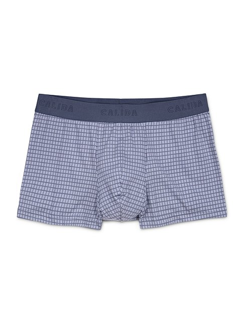 CALIDA Grafic Cotton New Boxer mit Elastikbund