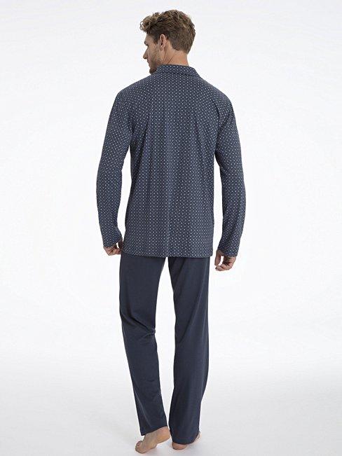 CALIDA Larry Pyjama durchgeknöpft