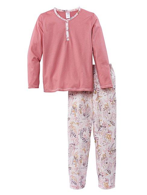 CALIDA Flower Power Mädchen-Pyjama