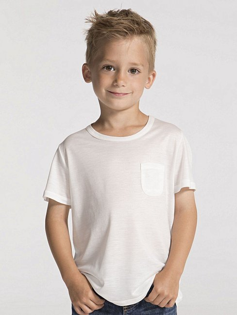 CALIDA 100% Nature Kinder Kurzarm-Shirt, Compostable