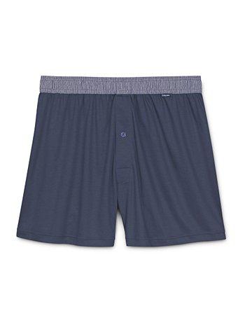 CALIDA Cotton Vintage Boxer Shorts mit Komfortbund