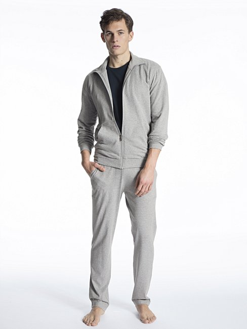 CALIDA Remix Basic Loungewear Jacke