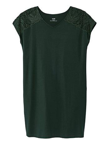 CALIDA Cosy Glam Sleepshirt, lunghezza 90cm