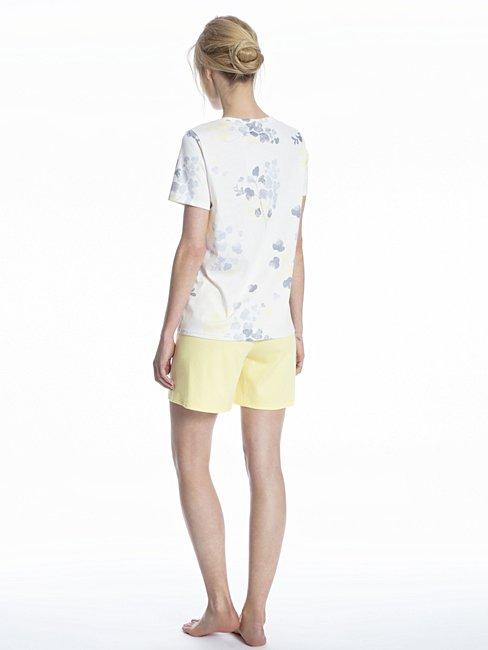CALIDA Cosy Blossom Short pyjama