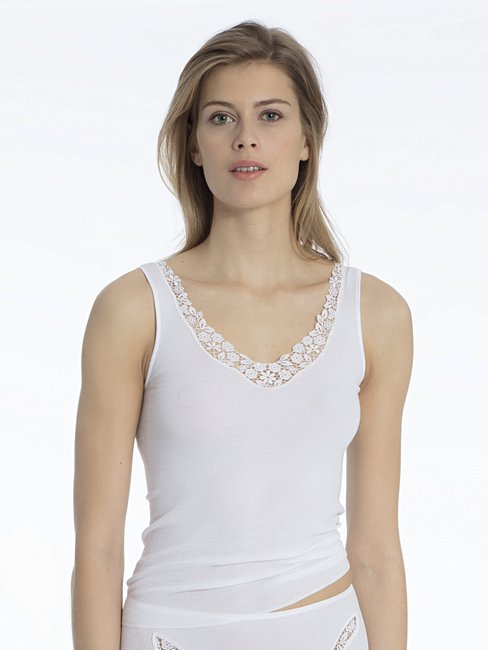 CALIDA Feminin Sense Top ohne Arm