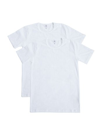 CALIDA Natural Benefit T-Shirt, 2er-Pack