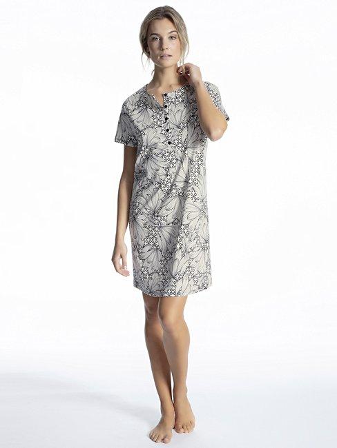 CALIDA Cosy Cotton Fair Sleepshirt, lunghezza 95cm