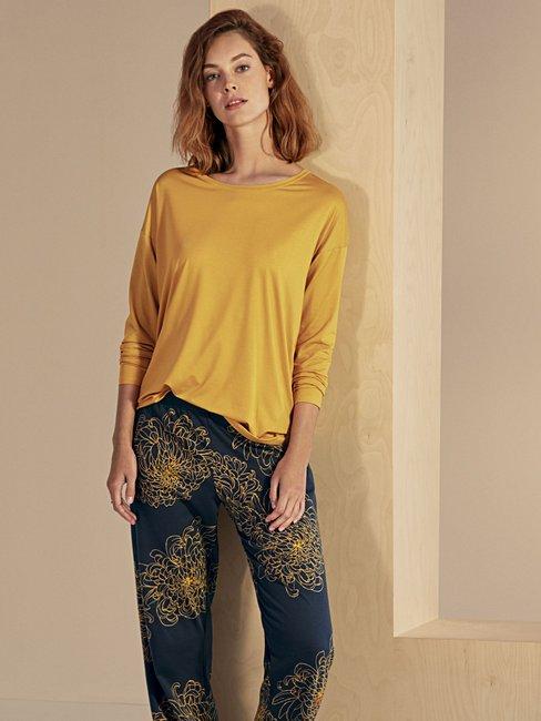 CALIDA Favourites Trend 2 Pyjamahose, Extralang