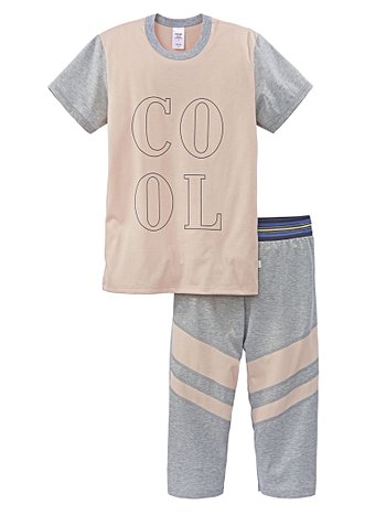 CALIDA Athleisure Girl Pyjama 3/4