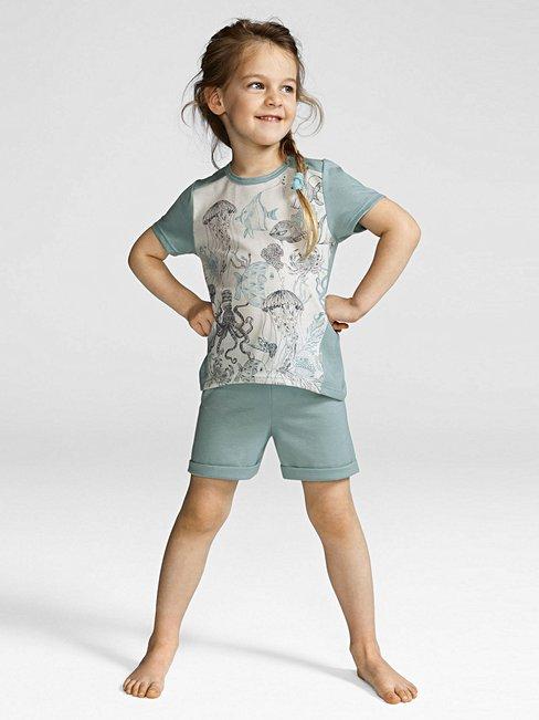 CALIDA Maritime Darling Kinder-Kurz-Pyjama