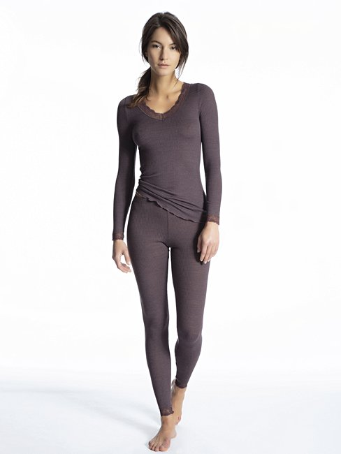 CALIDA Silky Wool Joy Leggings