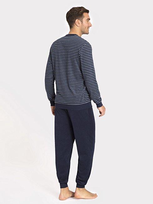 CALIDA Matthew Pyjama with cuff