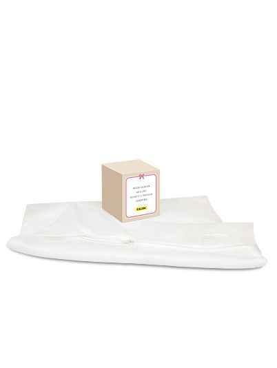 Damen CALIDA Wäschesäckchen im 3er-Pack weiß   00200000027018