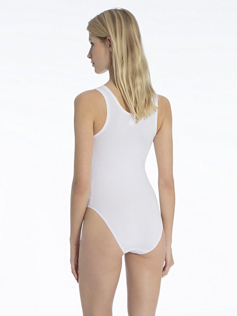 CALIDA Comfort Bodysuit with opening