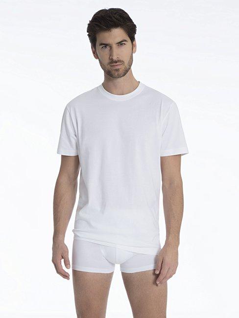 CALIDA Activity Cotton T-Shirt mit Rundhalsausschnitt