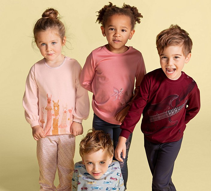 Certified children's sleepwear