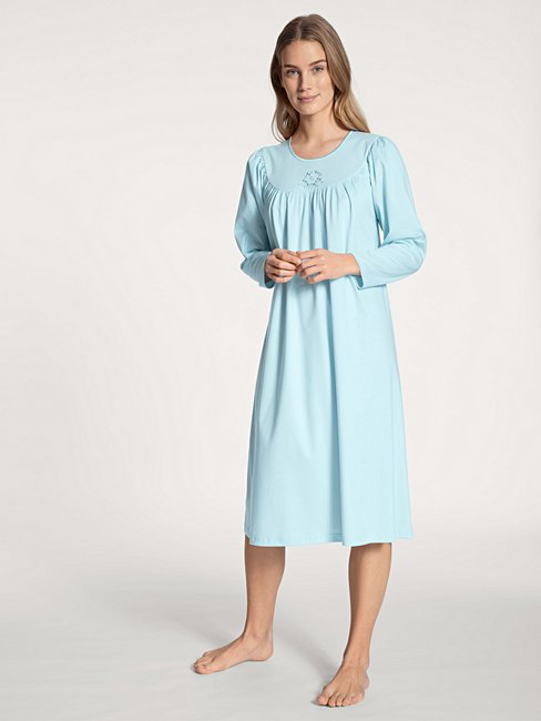 CALIDA Soft Cotton Nightshirt langarm