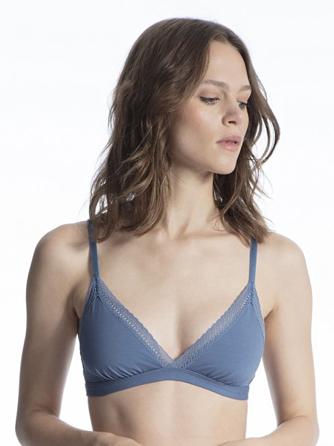 CALIDA Cotton Joy Reggiseno con ferretto