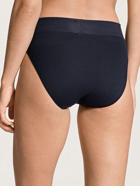 CALIDA Elastic Slip im Doppelpack, high waist