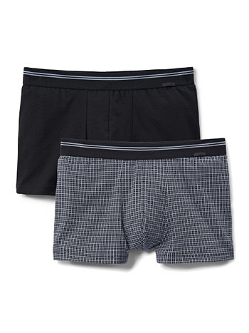 CALIDA Cotton x2 New Boxer im Doppelpack