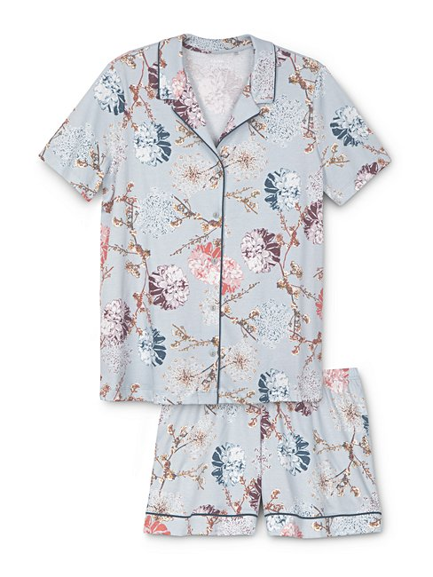 CALIDA Cosy Flowers Short pyjama