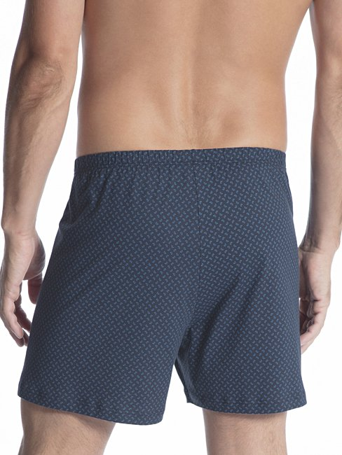 CALIDA Prints Boxer Shorts mit überzogenen Bund