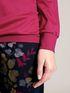 CALIDA Midnight Flowers Bünchen-Pyjama