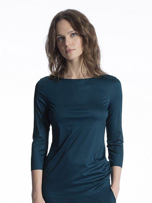 CALIDA Natural Luxe Shirt 3/4-Arm