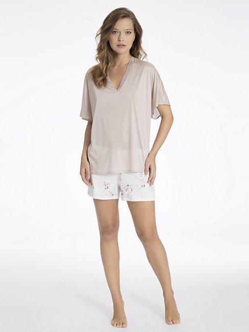 CALIDA Favourites Trend 4 Oversize-Shirt kurzarm