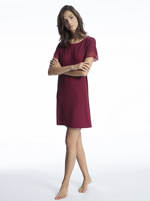 CALIDA Cosy Glam Sleepshirt, length 90cm