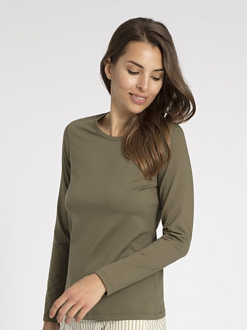 CALIDA Favourites Trend 4 Langarm-Shirt
