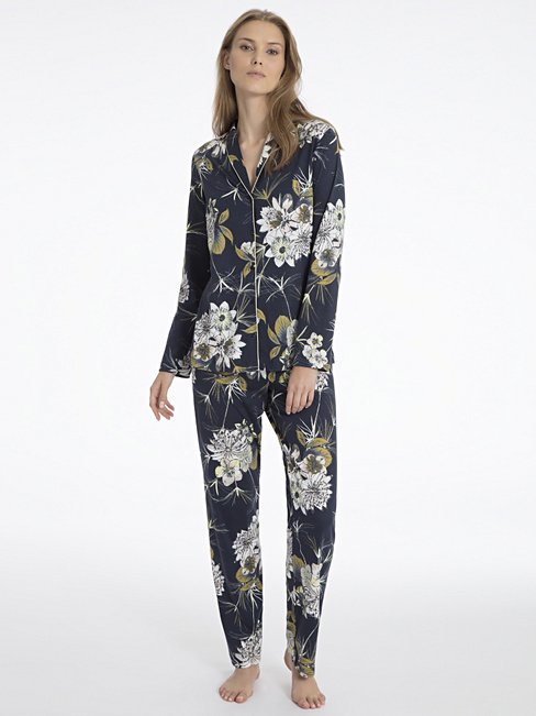 CALIDA Dalia Pyjama with buttons