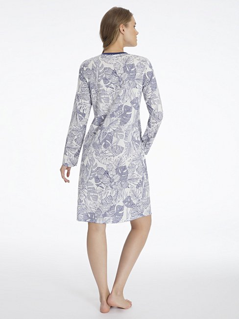 CALIDA Sandrine Nachtkleid, Länge 100cm