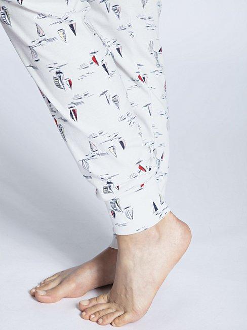 Ladies Cotton Interlock Long Leg Knickers 10 12 14 Long John Shorts White 18 20