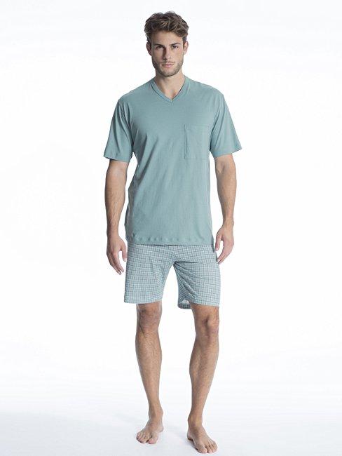 CALIDA Relax Imprint 2 Kurz-Pyjama