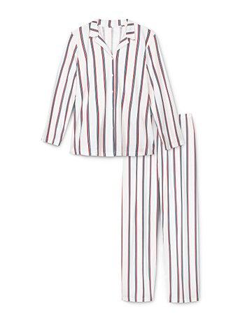 CALIDA Cosy Choice Pyjama durchgeknöpft