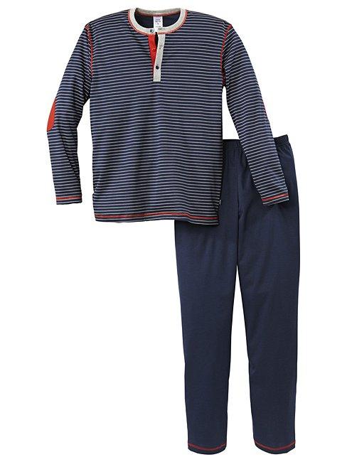 CALIDA Cool College Jungen-Pyjama